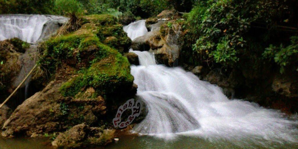 Banyulangse Waterfall