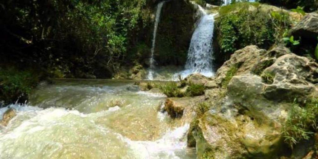 Sanggarahan Waterfall