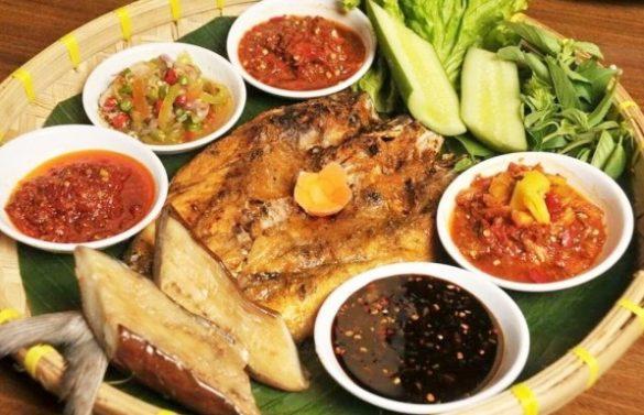 local food of lampung