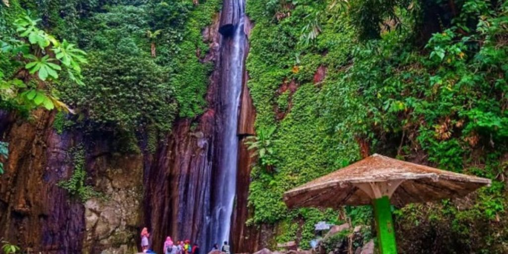Canggu Waterfall