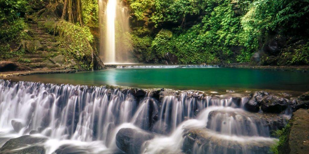 Waterfalls in Kuningan
