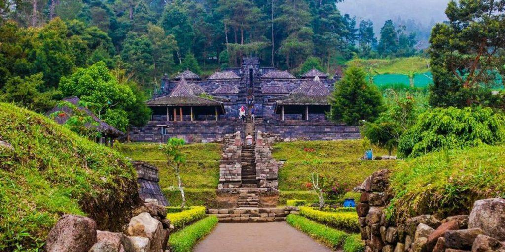 Ceto Temple