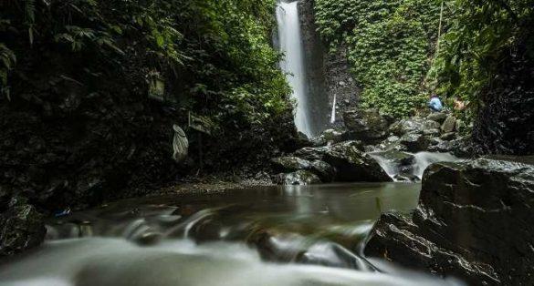 waterfall in kudus