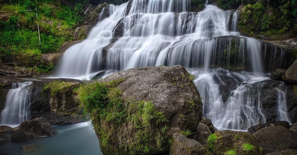 Lacolla Waterfall