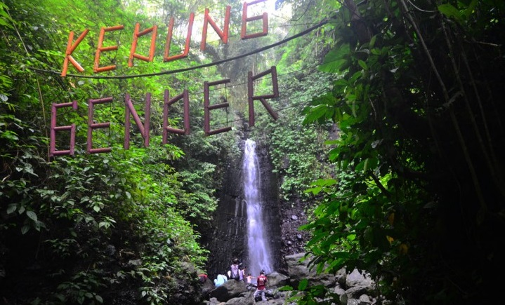 Kedung Gender Waterfall