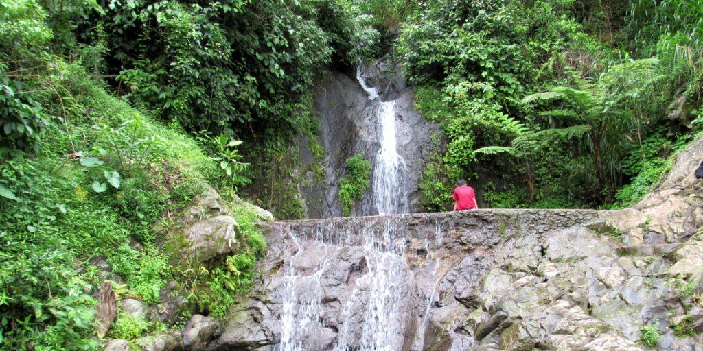 Kali Banteng Waterfall