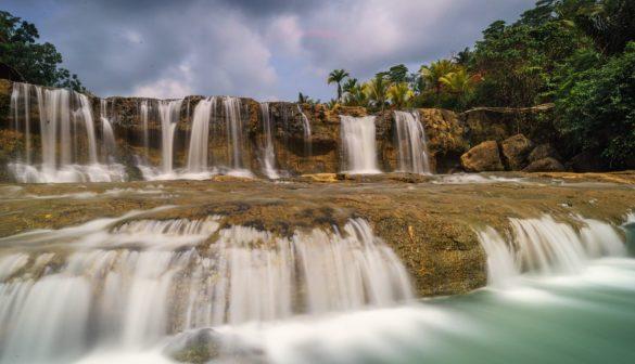 waterfall in tasikmalaya