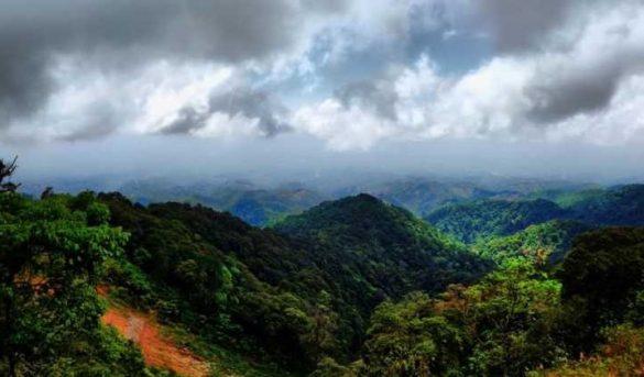 mountains to hike in kediri