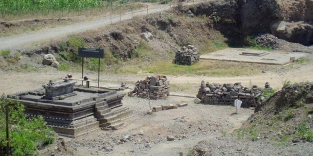 Liyangan Site