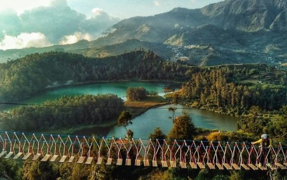 things to do in dieng plateu