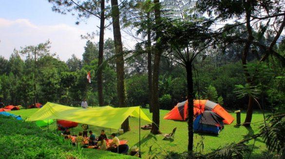 campsites in bogor