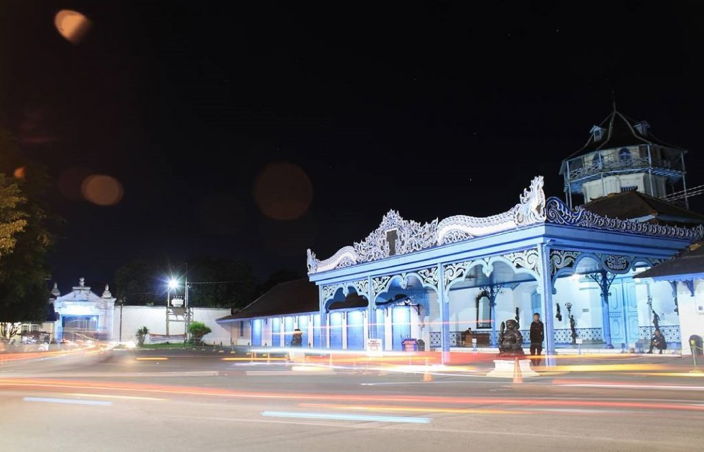 Kasunaan Palace