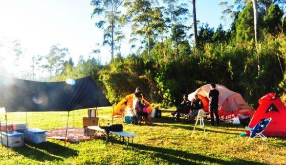 campsites in bandung