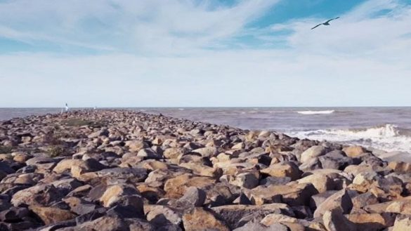 beaches in pekalongan