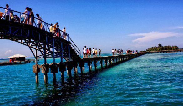 best islands to visit in kepulauan seribu