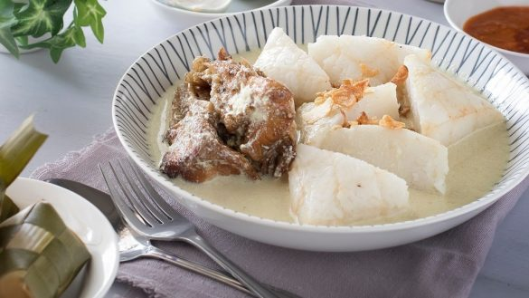 local cuisine of banjarrmasin