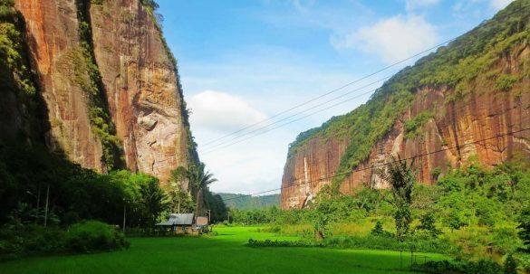 tourist attractions in payakumbuh