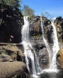 kalemba waterfall