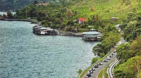 tourist attractionns in solok
