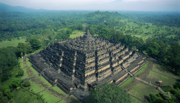 oldest temple in indonesia