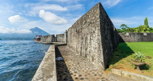 historical places in north maluku