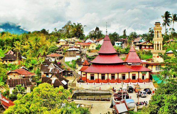 batusangkar tourist attractions