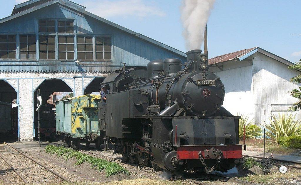mak itam railway museum