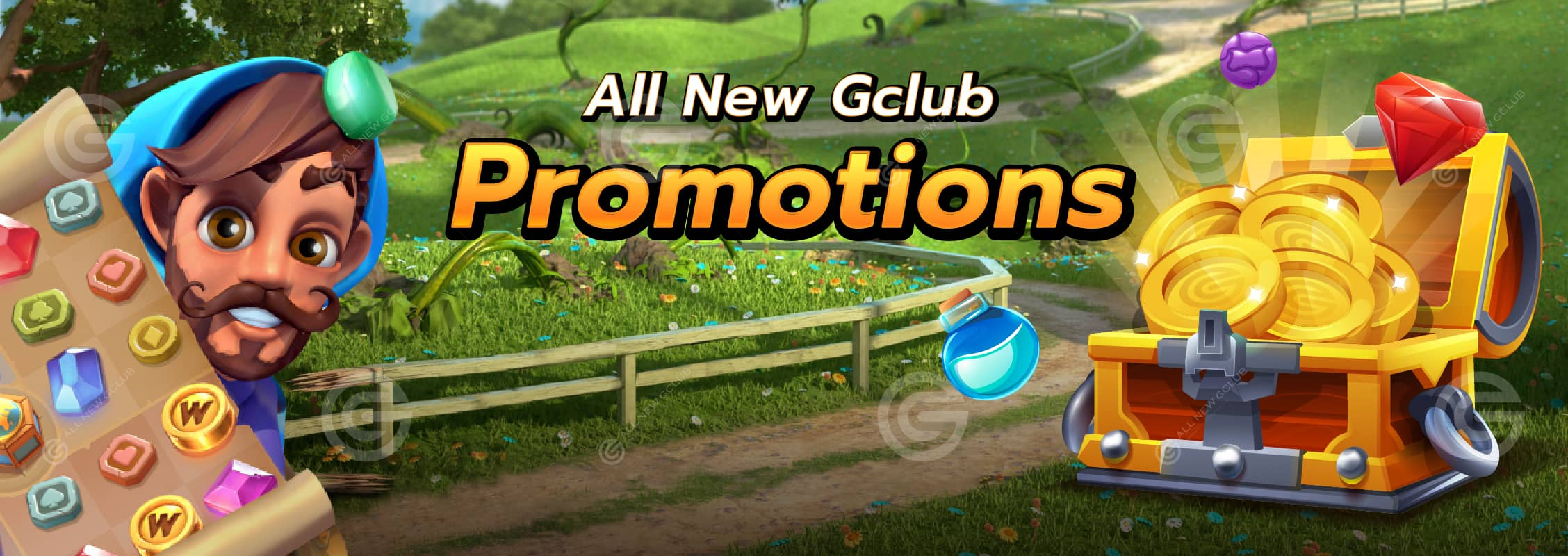 All New Glcub Bonuses Guide