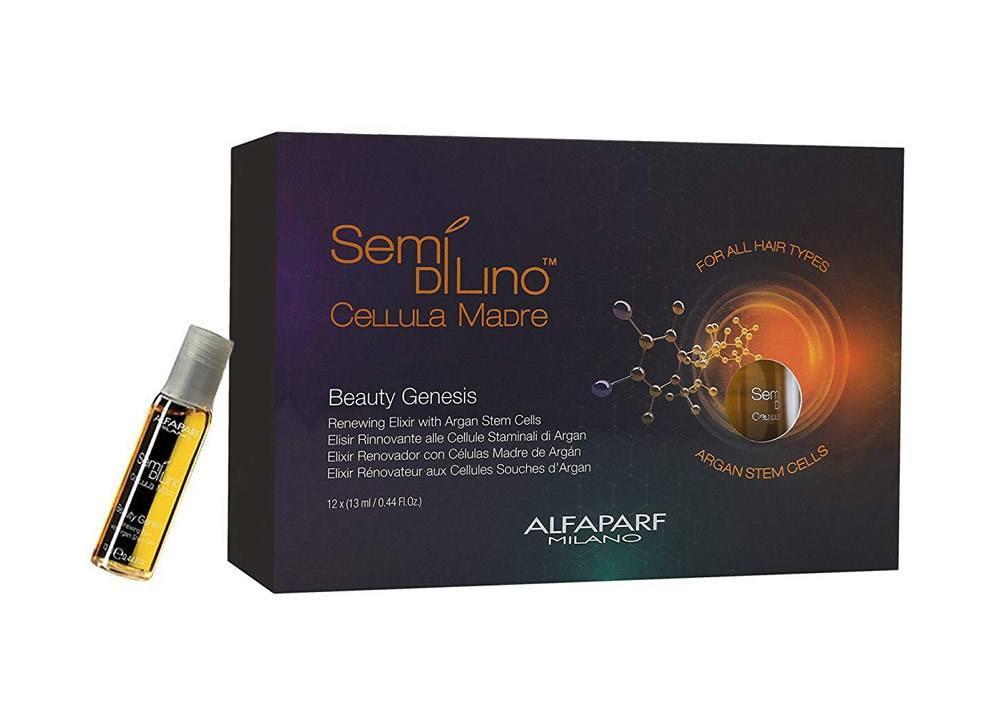 Alfaparf Semi Di Lino Sublime Cellula Madre Beauty Genesis 12un de 13ml