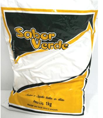 Bicarbonato de Sódio- Extra Fino- Alimenticio 3 KG - Sabor Verde