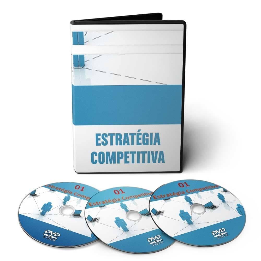 Curso sobre Estratégia Competitiva em DVD Videoaula