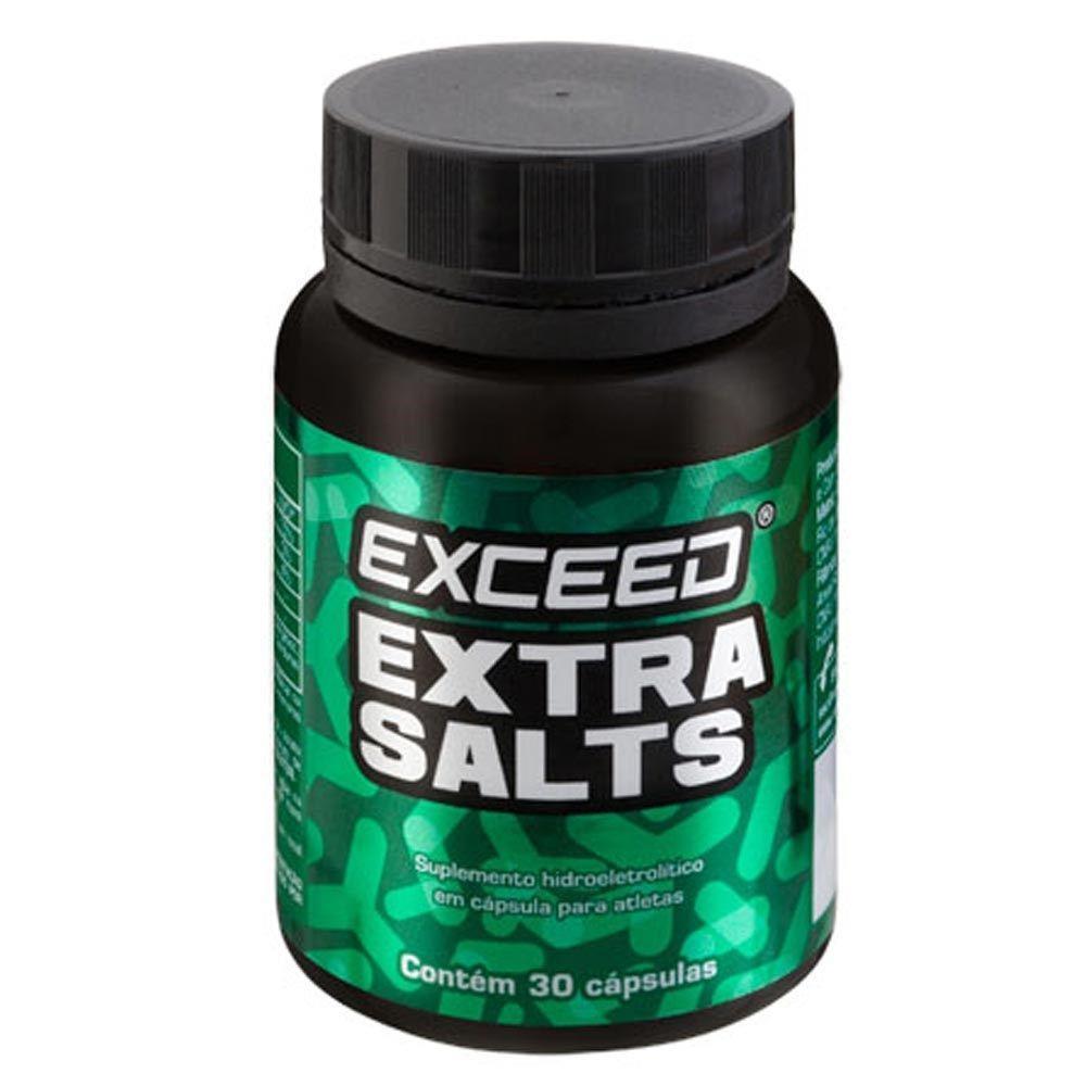 Exceed Extra Salts (30 Cápsulas)