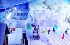 PARQUE SNOWLAND - INGRESSO + TRANSPORTE