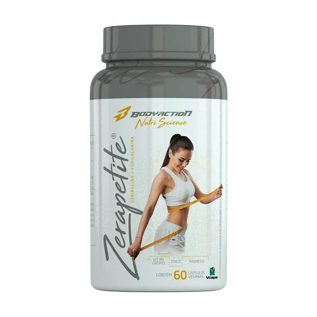 Zerapetite (60 Cápsulas) Bodyaction