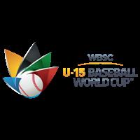 2020 U-15 Baseball World Cup Logo