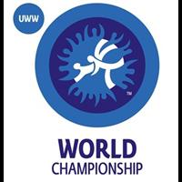 2020 World Junior Wrestling Championship Logo