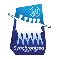 2021 World Synchronized Skating Championships Logo