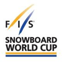 2021 FIS Snowboard World Cup - Parallel GS Logo