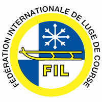 2021 Luge World Cup Logo