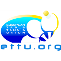 2021 European Table Tennis U21 Championships Logo