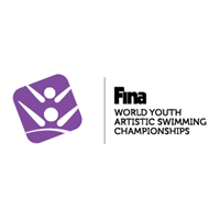 2021 Artistic Swimming Youth World Championships Logo