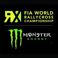 2020 World Rallycross Championship Logo