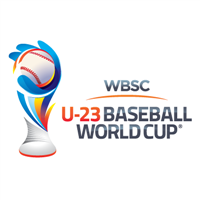2021 U-23 Baseball World Cup Logo