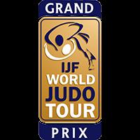 2020 Judo Grand Prix Logo