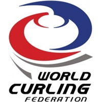 2021 World Mixed Doubles Curling Championship Logo