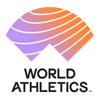 2021 World Athletics Indoor Championships Logo