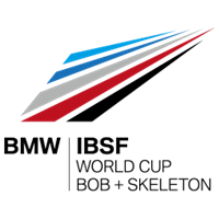 2021 Bobsleigh World Cup Logo