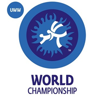 2020 World U23 Wrestling Championship Logo