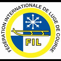 2021 Luge Junior European Championship Logo