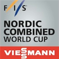 2021 FIS Nordic Combined World Cup - Men Logo